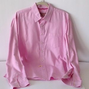 🍃🌹PINK 'Thomas Pink' Jermyn Street London Shirt